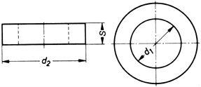 Шайба DIN 7989 - размеры, характеристики.