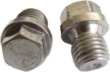 DIN 909 — резьбовая заглушка пробка с шестигранной головкой.
