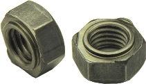 DIN 929 — гайка приварная шестигранная с метрической резьбой.