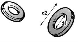 ГОСТ 11371-78 — размеры, характеристики.