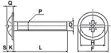ГОСТ 11644-75 — размеры, характеристики.