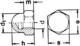 ГОСТ 11860-85 — размеры, характеристики.