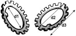 ГОСТ 11872-89 — размеры, характеристики.