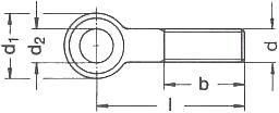 ГОСТ 14724-69 — размеры, характеристики.