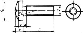 ГОСТ 17473 — характеристики и размеры.