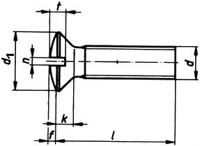 ГОСТ 17474-80 — характеристики, размеры.