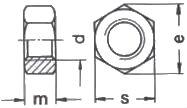 ГОСТ 22354-77 — размеры, характеристики.