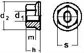 ISO 12126 — размеры, характеристики.