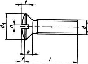 Винт ISO 2010 размеры и характеристики.