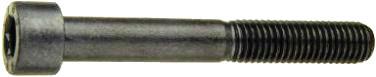 ISO 4762 — болт с внутренним шестигранником и неполной или полной резьбой.