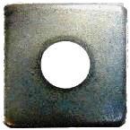 ISO 7094 — шайба квадратная плоская.