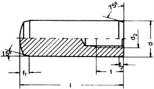 ISO 8733 — размеры, характеристики.