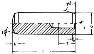 ISO 8735 — размеры, характеристикт.