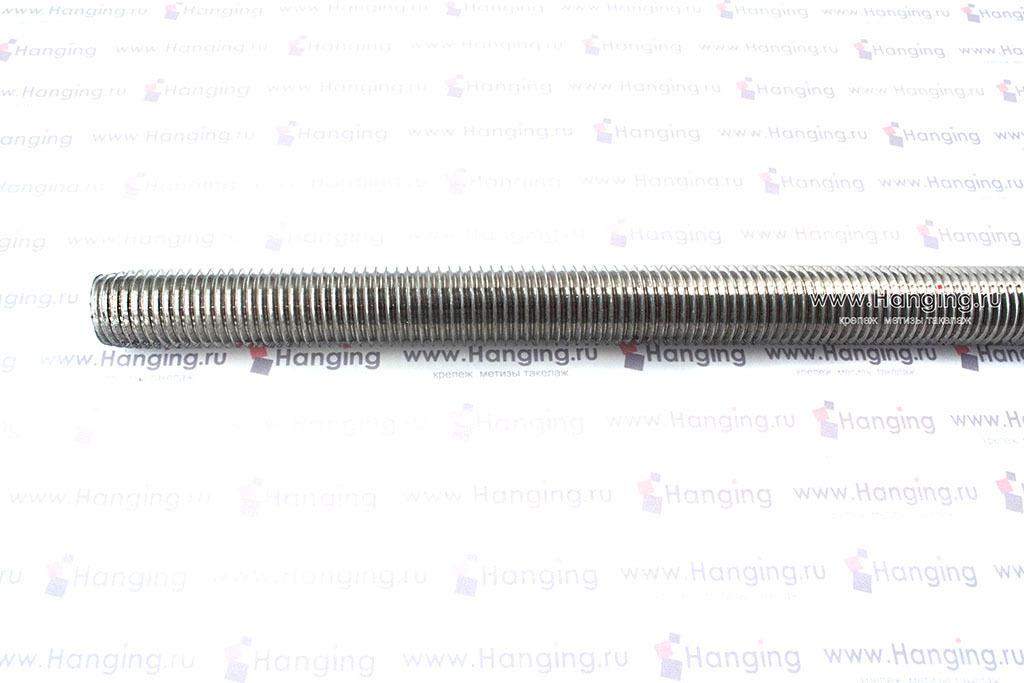 Шпилька резьбовая DIN 975 нержавеющая А4 (AISI 316)