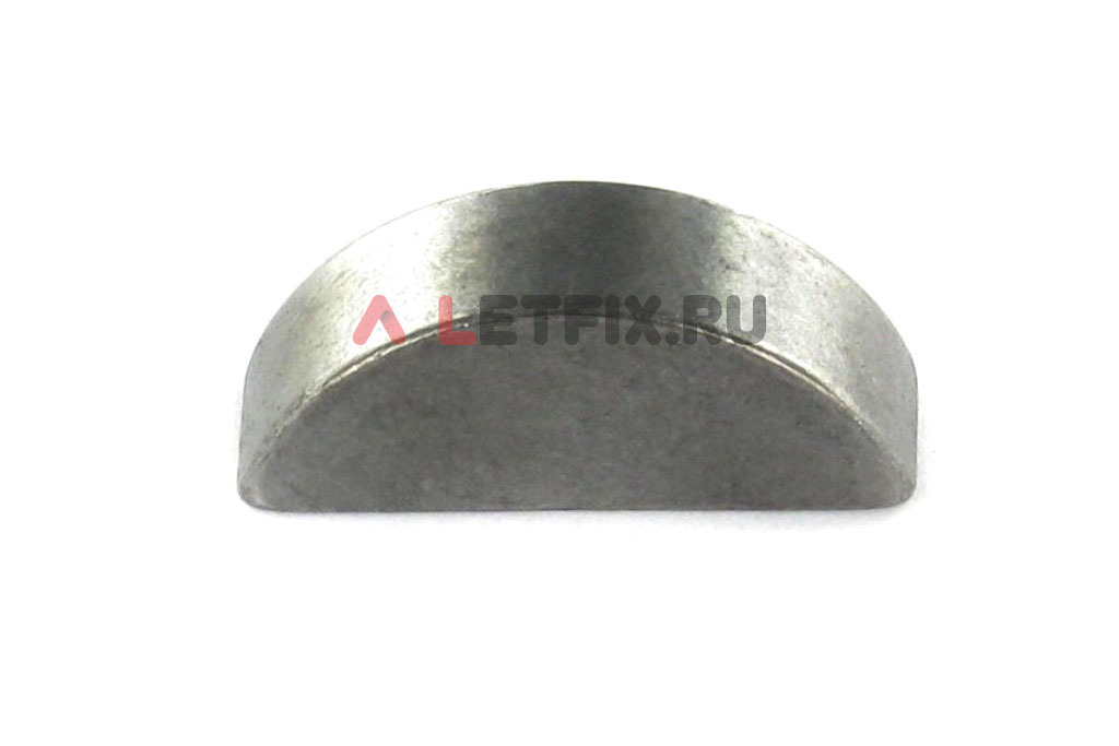 Шпонки сегментные ГОСТ 24071-97. Шпонки полукруглые DIN 6888 (ISO 3912).