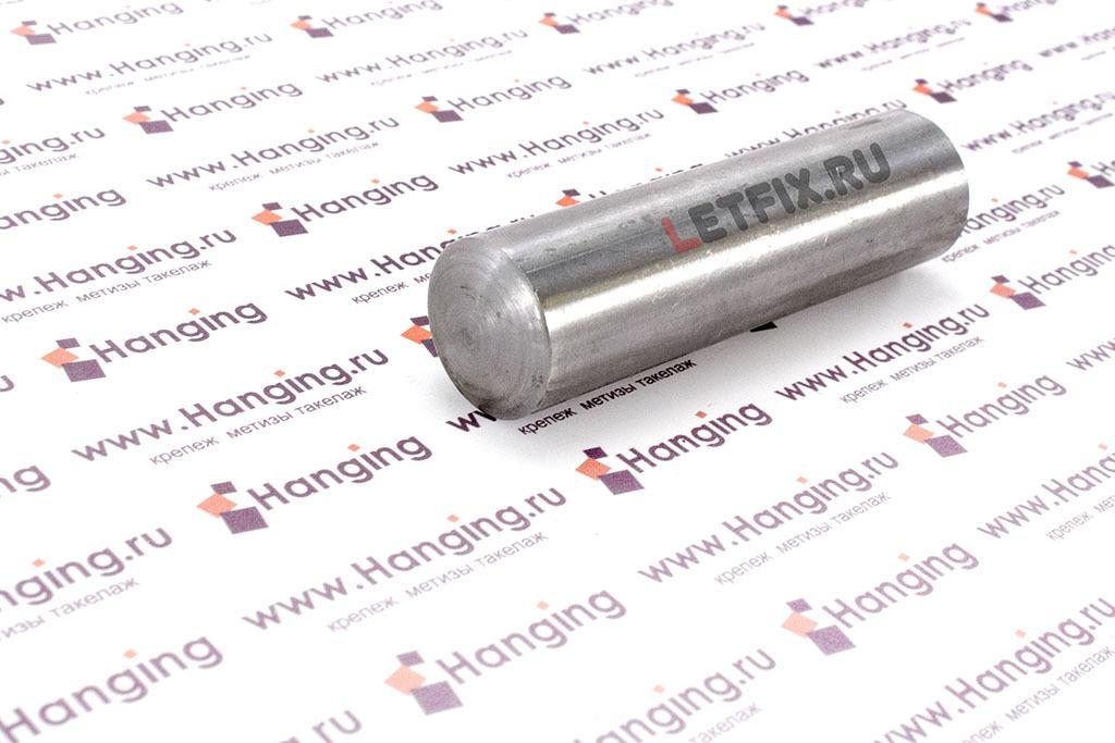 Стальной цилиндрический незакаленный штифт DIN 7