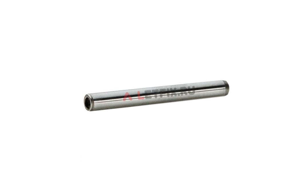 Штифт цилиндрический DIN 7979 незакаленный с внутренний резьбой (ГОСТ 12207-79)