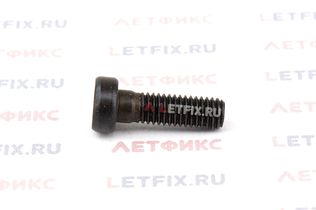 Винты DIN 6912 низкой цилиндрической головкой с внутренним шестигранником без покрытия