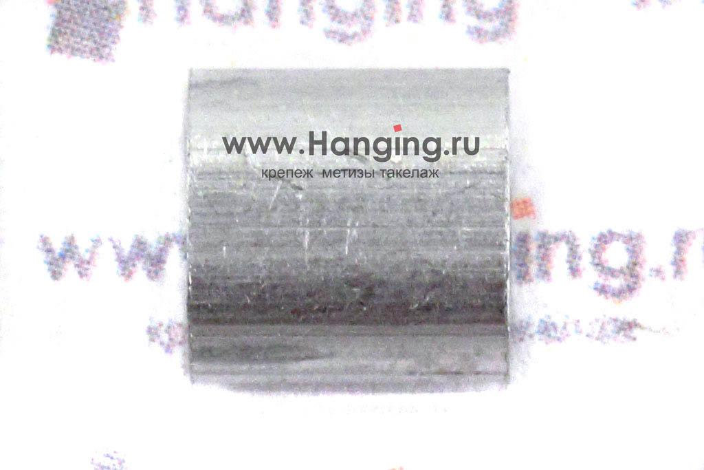 Зажим из алюминия DIN 3093
