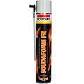 Ручная монтажная огнестойкая пена Soudal Soudafoam FR 750 мл (119261, 132779)