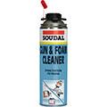 Очиститель монтажной пены Soudal Gun & Foam Cleaner 500 мл (122716)
