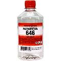 Растворитель 646 1 литр (1000 мл)
