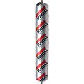 Профессиональный силиконовый герметик для остекления Soudal Silirub AC бесцветный 600 мл (103156)