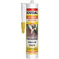 Кровельный герметик Soudal Aquafix бесцветный (122020) 280 мл