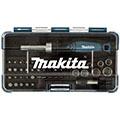 Набор из 46 насадок и отвёртки Makita B-36170-10