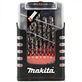 Набор сверл по металлу Makita M-Force D-29882 (25 штук) 1-13 мм