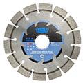 Алмазный сегментный диск по камню, граниту и тротуарной плитке 125х2,2х22,23/10 TYROLIT DCH Premium