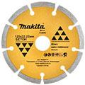 Сегментный алмазный диск Makita B-28092 125х22,23 по бетону и кирпичу