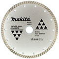 Алмазный диск Турбо по граниту Makita A-84078 180х22,23 (25,4)
