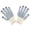 Хлопчатобумажные перчатки (5 нитей) с ПВХ