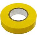 Желтая изолента шириной 19 миллиметров длиной 20 метров
