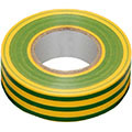 Жёлто-зеленая изолента шириной 19 мм длиной 20 м