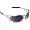 Светоотражающие серые защитные очки Makita P-66385 (M-Force) с комплектом
