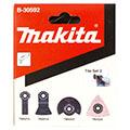 Набор насадок для мультитула Makita B-30592 (набор №2 для работы с облицовочной плиткой)